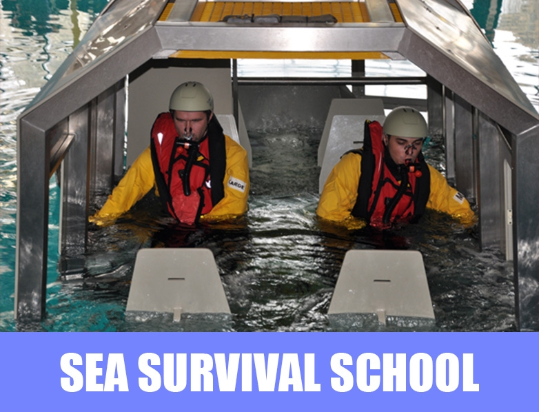 Sea Survival School