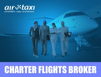 Charter Flights Broker